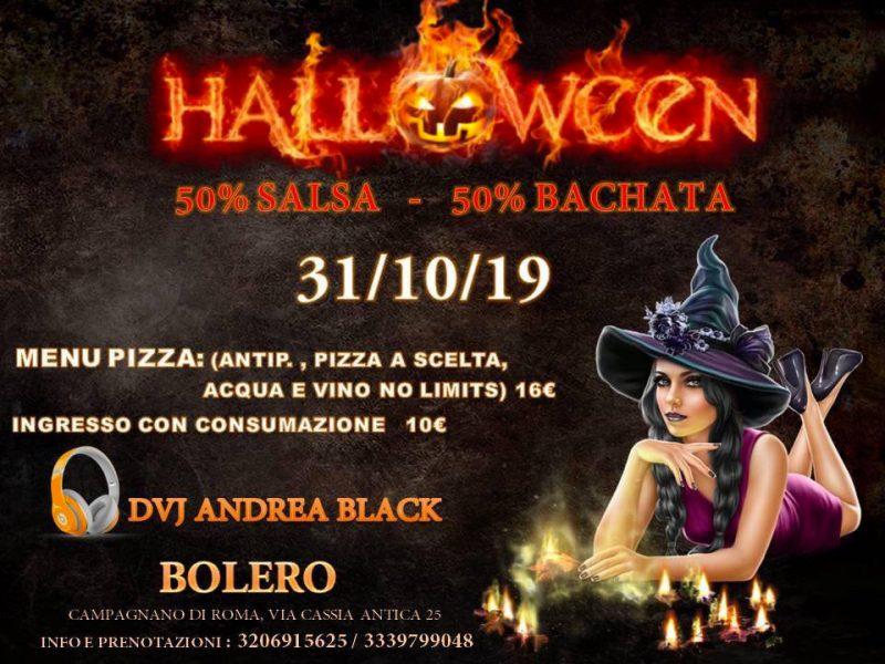 Halloween al Bolero Eventi
