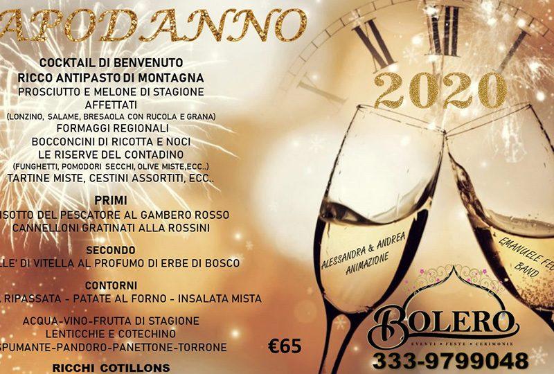 Capodanno 2020 a Roma Nord